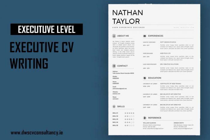 Executive Cv Writing