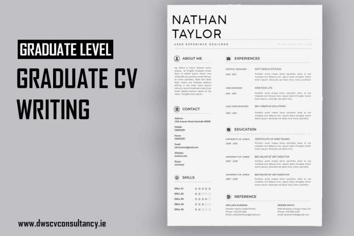 Graduate CV Writing